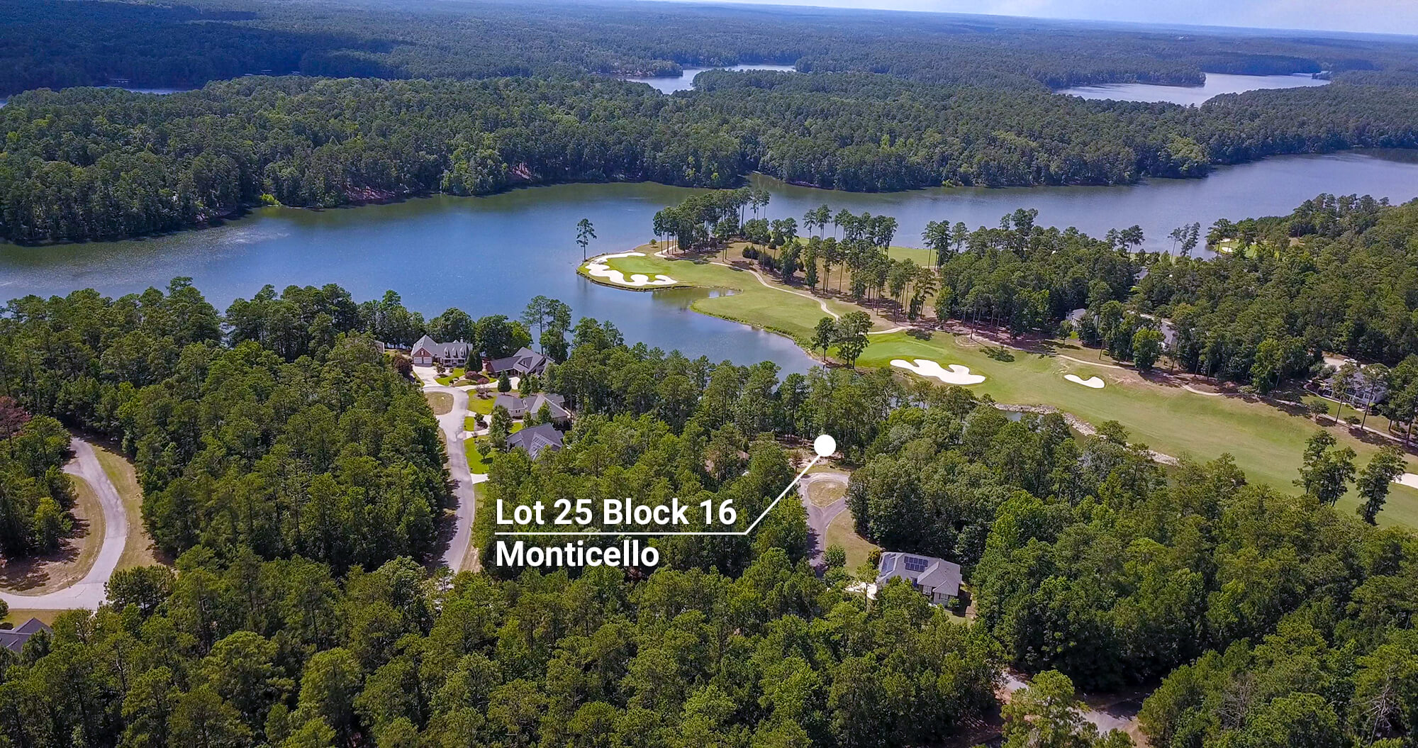 Lot 25 Block 16 Monticello, McCormick SC 29835